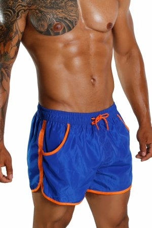 Supa! Swim! Apache Trunks (Blue)