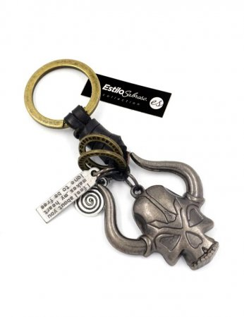 Men`s key ring Estilo Sabroso Es05491