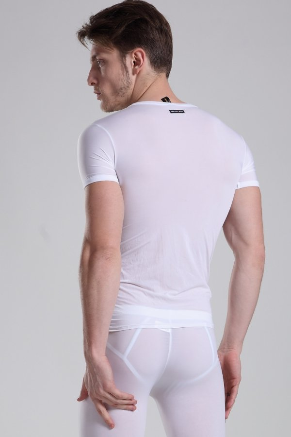 1/2 Thermal Top MANVIEW White