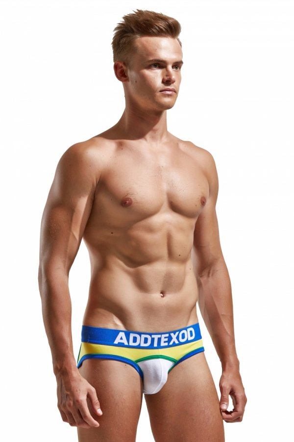 Jock Strap ADX UNDERWEAR Sporty Yellow