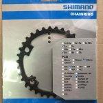Tarcza mechanizmu korbowego Shimano Sora FC-R3000 34T-MP