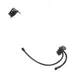 Uchwyt Baterii Shimano STEPS E-MTB BT-E8035 B/Zamknięcia Na Klucz
