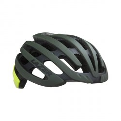 Kask Lazer Z1 Matte Dark Green F-Yellow roz.S
