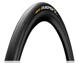 Opona Continental Grand Prix TT 700x25C Czarna Zwijana 190g