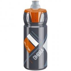 Bidon Elite Ombra Grey/Orange 550ml
