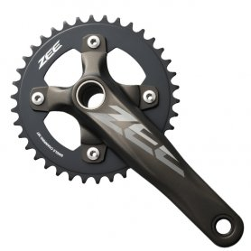 Mechanizm korbowy Shimano ZEE FC-M640 36T 175mm