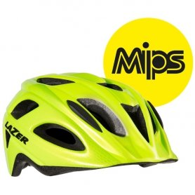Kask Lazer Beam MIPS Flash Yellow roz.M
