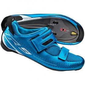 Buty triathlonowe Shimano SH-TR900 roz.47 SPD-SL niebieskie