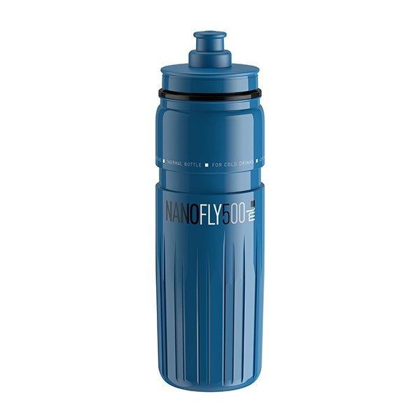 Bidon Elite Nanofly Niebieski 500ml