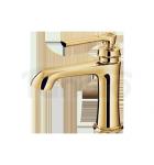 OMNIRES - Bateria umywalkowa złota/gold niska AM5211GL ARMANCE
