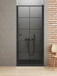 NEW TRENDY - Drzwi wnękowe New Soleo BLACK  70x195  D-0275A