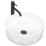 REA - Umywalka ceramiczna nablatowa VISTA