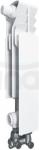 ARMATURA KRAKÓW - element LEWY G350F/D/1 z dolnym zasilaniem krzyżowym z zespołem przyłączeniowym kątowym 878-182-44