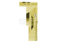 VEDO - Zestaw natryskowy podtynkowy III DESSO ORO złoto deszczownica 300mm  VBD4223/30/ZL