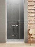 New Trendy - Drzwi prysznicowe składane NEW SOLEO / Linia Gold