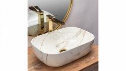 REA Umywalka ceramiczna nablatowa BELINDA AIAX