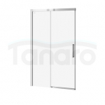 CERSANIT - Drzwi przesuwne do kabiny prysznicowej crea 120 x 200  S159-007