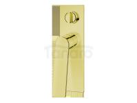 VEDO - Bateria wannowo-natryskowa podtynkowa III 3 wyjścia 1/2 DESSO ORO złoto  VBD4017/ZL