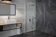 BESCO - Kabina prysznicowa prostokątna PIXA 80x120
