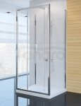 New Trendy - Kabina prysznicowa przyścienna ALTA / Linia Gold