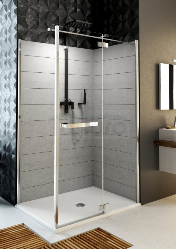 Aquaform -  Kabina prysznicowa HD COLLECTION prostokątna