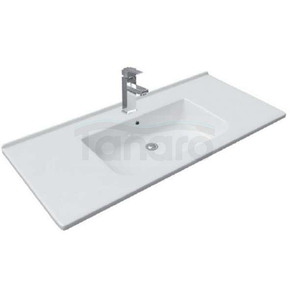 ECE - Umywalka ceramiczna ścienna / meblowa / nablatowa FLATTY 65cm 10FT50065E