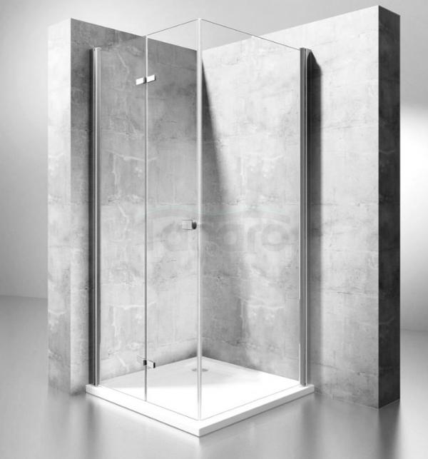 REA - Kabina pojedyńcze drzwi+ścianka Best