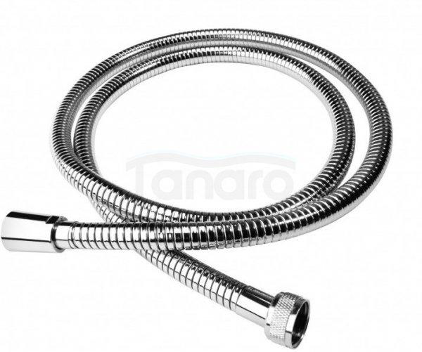 ARMATURA KRAKÓW - Wąż natryskowy rozciągany, stożkowy z obrotową końcówką do natrysku łazienkowego 843-215-00