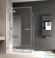 Radaway Euphoria KDJ Kabina prysznicowa 90x110 lewa szkło przejrzyste