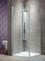 Eos PDD Radaway Kabina prysznicowa 90x90 szkło przejrzyste