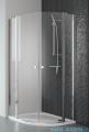 Radaway Eos II PDD kabina prysznicowa 80x90 szkło przejrzyste