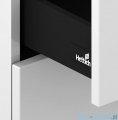 New Trendy Notti szafka umywalkowa 70 cm antracyt połysk ML-8085