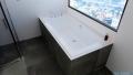 Riho Lugo wanna prostokątna 170x75cm biała BT01