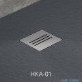 Radaway Kyntos F brodzik 110x90cm antracyt HKF11090-64