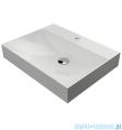 Omnires Naxos umywalka nablatowa 60x46cm biała Naxos600