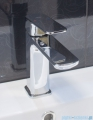 Omnires Apure bateria umywalkowa sztorcowa chrom AP2210CR