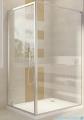 Omnires S kabina kwadratowa 90x90x185cm szkło przejrzyste S-90KTR