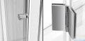 Deante Kerria kabina kwadratowa 80x80x200 cm przejrzyste KTK 042P