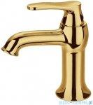Omnires Art Deco bateria umywalkowa złoto AD5111GL