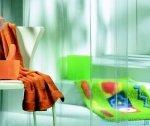 Sealskin Clear zasłona prysznicowa PCV 180x200cm 210041300
