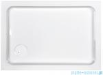 Sanplast Free Line brodzik prostokątny B/FREE 80x140x5cm+stelaż 615-040-1410-01-000