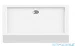 New Trendy Columbus brodzik prostokątny zintegrowany 100x90 B-0128