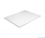 Besco Nox ultraslim white 120x90cm brodzik prostokątny biały/biały BMN120-90-BB