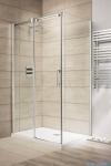Radaway Espera KDJ Drzwi prysznicowe 120 lewe szkło przejrzyste 380595-01L/380232-01L