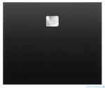 Riho Basel 418 brodzik prostokątny czarny połysk 140x90x4,5cm DC2816