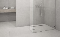 Prysznic bez brodzika – zalety