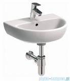 Koło Nova Pro umywalka 45 cm z otworem z przelewem M32145