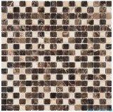 Dunin mozaika kamienna 30x30 Emperador mix 15