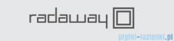 Radaway uszczelka pozioma Eos II PDD, Fuenta New PDD, Essenza New PDD prawa do montażu bez listwy progowej 007-106700200