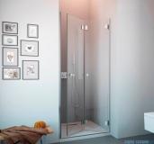 Radaway Carena DWB Drzwi prysznicowe 80 prawe szkło brązowe 34512-01-08NR